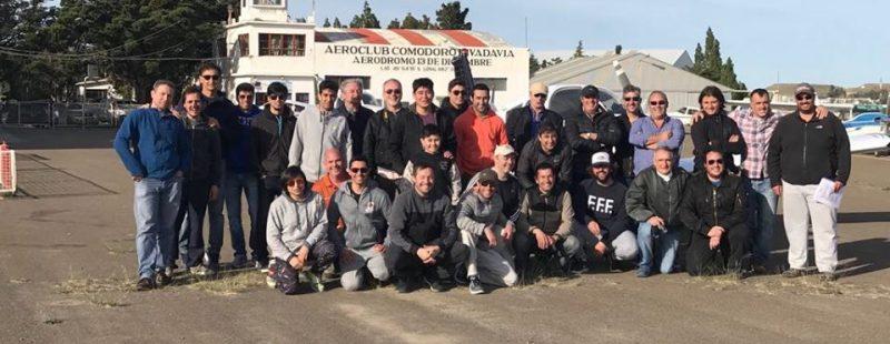 Resultados de la última fecha ADP/2017 Regional Patagonia. Sede Aeroclub Comodoro Rivadavia (Chubut)