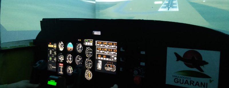 ETVI Nivel 4, homologado en Aeroclub Neuquén.