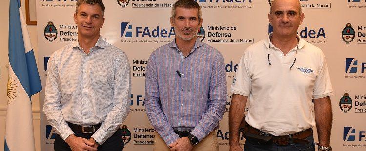 ANAC, FAdeA y FADA, firmaron un convenio para el desarrollo e instalación de balizamientos en pistas de Aeroclubes.