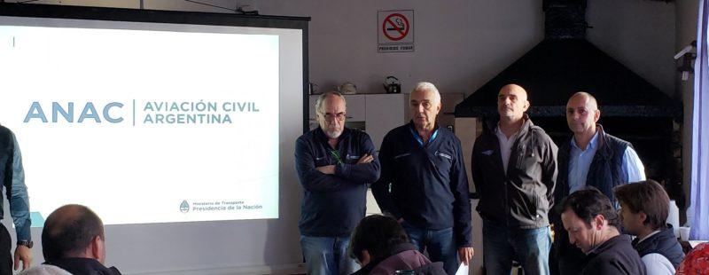 Ultimo taller 2019 para IIVV PPA en el AC Bariloche. Lo acontecido.