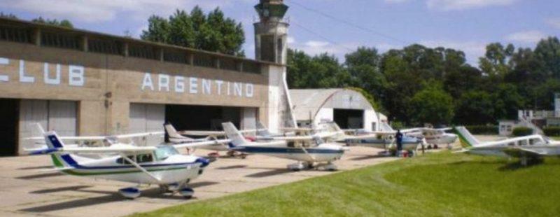 FADA participó como observador de una reunión. Tema Aeroclub Argentino.