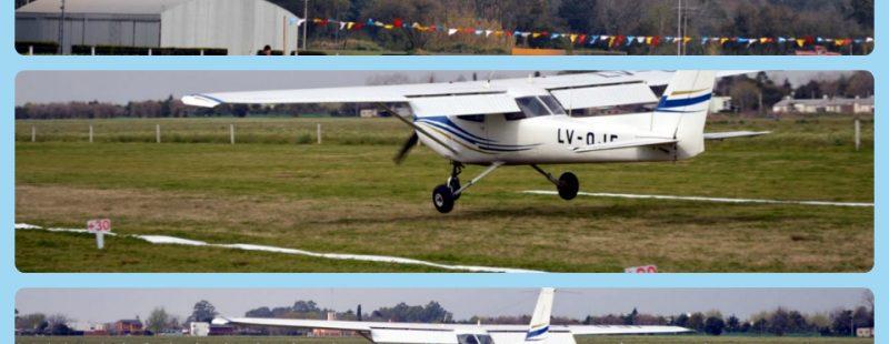 En el 2017, vuelven las competencias de Aterrizajes de Precisión.
