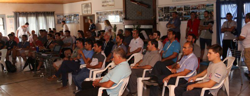 Primer Taller ANAC 2020 para IIVV PPA. Aeroclub San Rafael (Mendoza). Lo acontecido.