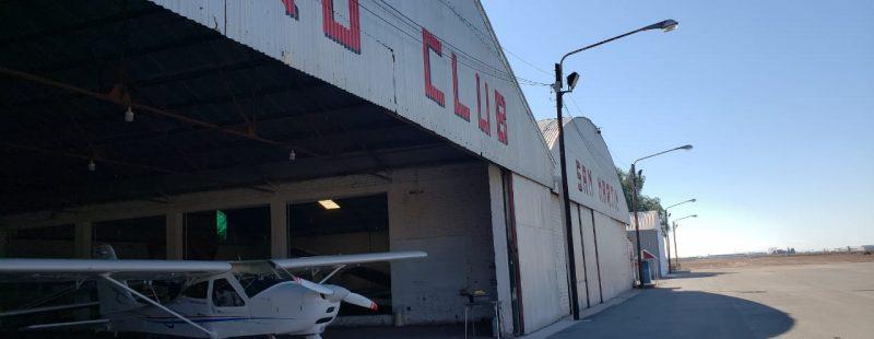 FADA, colaboró con ANAC y JIAAC en el Taller de Estandarización para IIVV PPA. Aeroclub San Martin, Mendoza