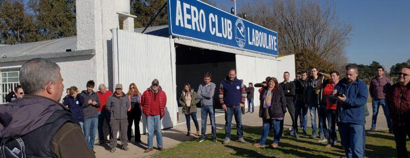 Regional Cordobesa, en el Aeroclub Laboulaye. Lo acontecido…