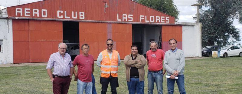 Trabajo conjunto. ANAC/DRAC-FADA-AC Las Flores (BA).