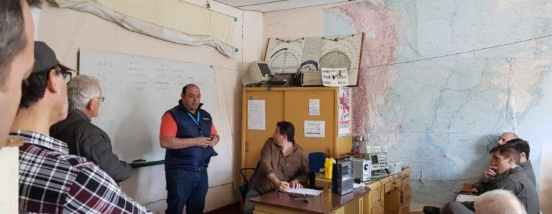 FADA participó como Observador del ejercicio SAR en el Aeropuerto de Morón.