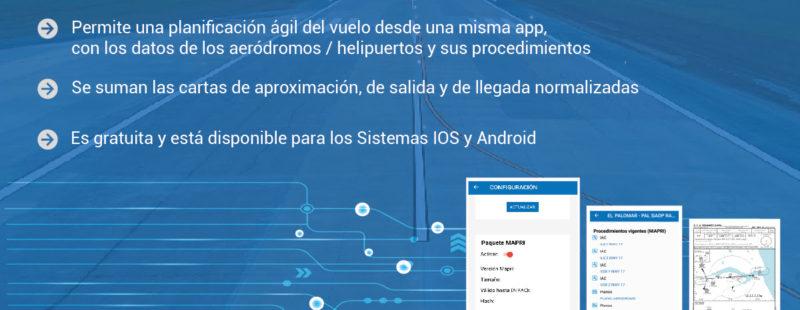 ANAC, Informa. EL MAPRI se incorporó a la App Madhel.