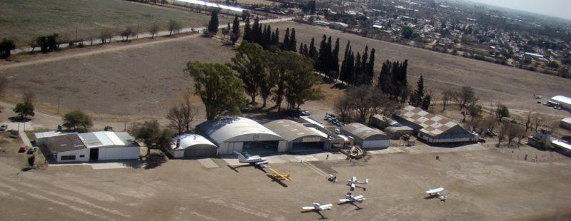 El Piloto Eduardo Abram de la Escuela Hangar Sud, obtuvo el primer puesto en el ADP/ANR FADA 2019, Sede AC Córdoba.