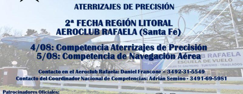 2ª Fecha ADP/ANR Región Litoral. AC Rafaela (SF)