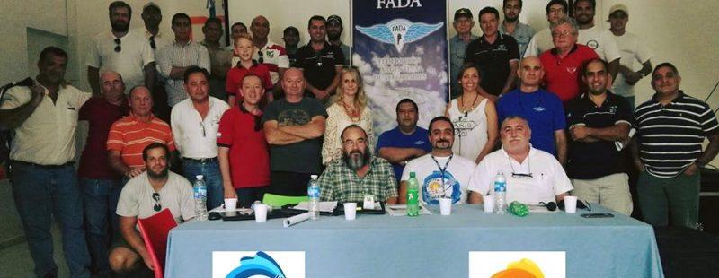 Primera reunión de Organización y Coordinación de las competencias de ADP/2017 – Termas de Río Hondo (SdE)
