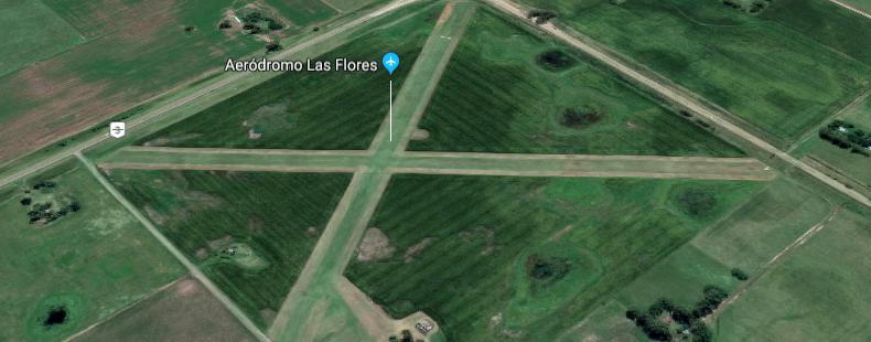 Se re-inauguró la pista del Aeroclub Las Flores (BA). Resultado del trabajo conjunto entre ANAC, Municipio, FADA y Aeroclub.