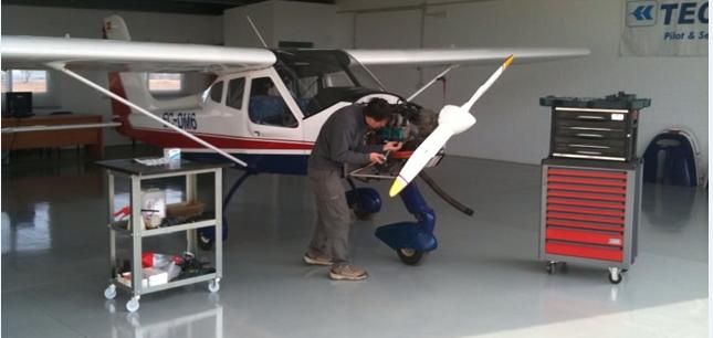 FADA, participó de una reunión en el Consejo Profesional de la Ingeniería Aeronáutica y Espacial.