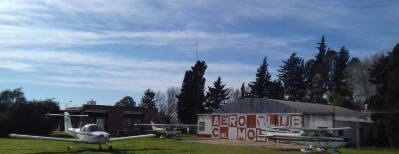Regional FADA en el Aeroclub Coronel Moldes, Córdoba. Lo acontecido.