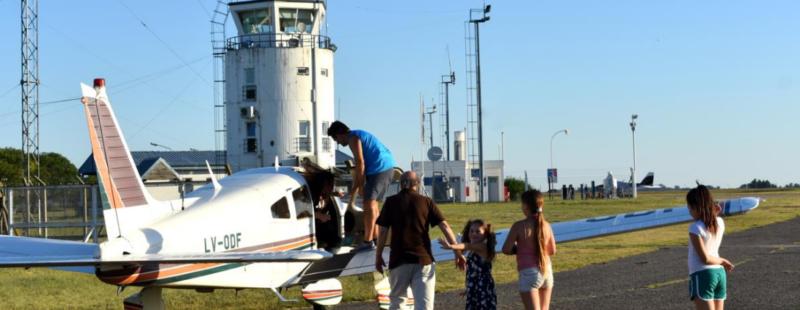 Actividad  Comercial Complementaria para los Aeroclubes. Histórica Resolución.