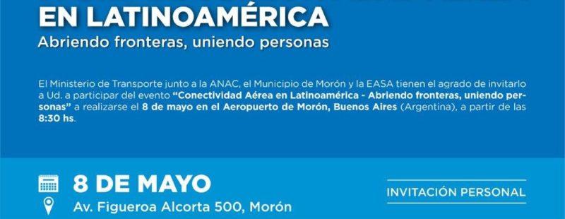 FADA, participó del I FORO DE CONECTIVIDAD AÉREA EN LATINOAMÉRICA.