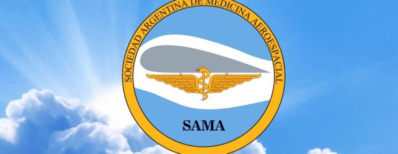 Sociedad Argentina de Medicina Aeroespacial, SAMA y un interesante proyecto de trabajo.